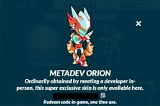 Brawlhalla Metadev Orion Code, 200+ Reviews, DELIVERY IN MINUTES!!!