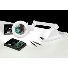 Clarke TML89 Desktop Magnifying LED Lamp