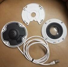 Axis M3007-PV Network IP Video Camera 360/180 Degree Panoramic View Fish-Eye