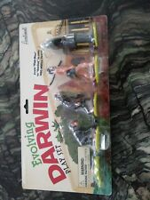 Sealed Accoutrements Evolving Darwin Play Set Sealed Evolution 5 Plastic Figures