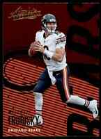 2018 ABSOLUTE MITCHELL TRUBISKY CHICAGO BEARS #16