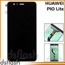 Pantalla Huawei P10 Lite Negro WAS-LX1 LX2 LX3 LCD Display Tactil Negra Completa