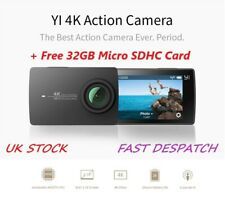 YI 4K Sports Action Camera 12MP SONY Sensor 4K/30fps A9 Chip Wifi 1080p/120fps
