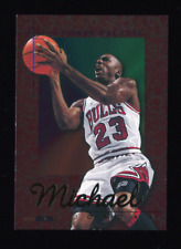 1995 Hoops Basketball Power Palette Michael Jordan Card - NMMT+         #1226