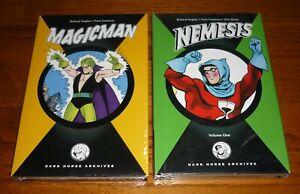 Magicman Archives and Nemesis Volume 1 SEALED ACG Dark Horse American Comics