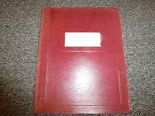 Beall  20251 20252 20253 Bottom Dump Trailers Parts Catalog Manual Book