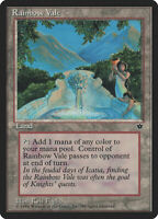 Rainbow Vale MP - MTG - Reserved List - Fallen Empires - Magic The Gathering
