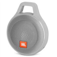 JBL-Clip Portable Wireless Bluetooth Speaker Grey inc VAT REDDOT Design Winner