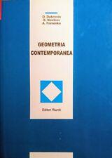 DUBROVIN NOVIKOV FORMENKO GEOMETRIA CONTEMPORANEA 3 EDITORI RIUNITI MIR 1989 NUO