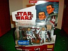 2009 Star Wars The Clone Wars Two Pack Thire and RYS by Hasbro
