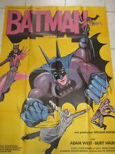 Plakat Batman (1966) Adam West, Burt Ward, CESAR Romero ; 114 X 154 CM