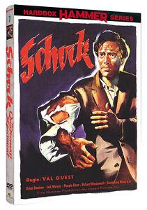Schock - Hammer Film , Anolis DVD Cover A Kleine Hardbox