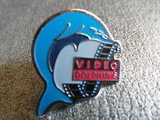 RARE PINS PIN'S - DAUPHIN - VIDEO DOLPHIN'S - FILM - OCEAN - MER