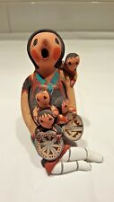 Unique Jemez, NM Storyteller Pottery by Diane Lucero