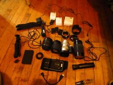 Blackmagic Pocket Cinema Camera, 5 Lens Kit, Accessories (Batteries, Sd, etc)
