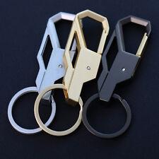 1pc Business Man Key Chain Ring Keychain Keyring Key Fob Metal Gift Car