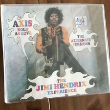 JIMI HENDRIX EXPERIENCE - AXIS BOLD AS LOVE - THE ALTERNATE VERSIONS - CD