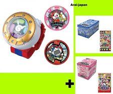 Yokai watch DX Dream +2  Box medal Yo-kai Japan toy wrist USA Case 01