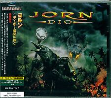 JORN DIO 2010 JAPAN CD +1 - RAINBOW - BLACK SABBATH - NEW/SEALED GIFT PERFECT!