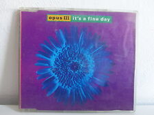 CD 4 titres OPUS III It's a fine day  9031 76559 2