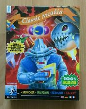 RARE COFFRET Amiga Game Collection: Classic Arcadia & baby Arcadia (LJ)