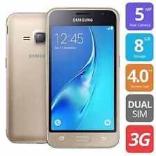 Brand New Samsung Galaxy J1-Mini Gold 2016 Dual Sim 8GB Smartphone J105H DSGOL