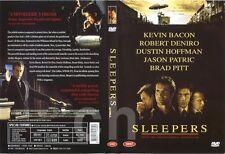Sleepers (1996 - Brad Pitt, Robert De Niro / DVD)