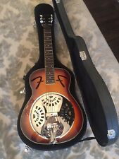 Rare Fender Square-neck Resonator 2004 FR 50?  Very gently used!