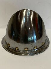 "Antique ""Spanish� Cabasset helmet English or Italian 17th C 10.25� long Super"