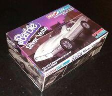 Monogram 1984 Chevy BARBIE Silver VETTE CORVETTE 1/24 Vintage- FACTORY SEALED !