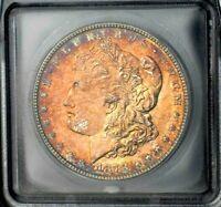 1878 7TF BU~MS65~Morgan Dollar~90% Silver~Vam-31~DDR~Combined Shipping~!