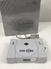 PlayStation 1 Memory card player PS One Movie Card A/V output PLAYSTATION NEW