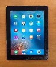 Apple iPad 3rd Gen. 32GB, Wi-Fi+4G (Unlocked), 9.7in - Black (Smashed)(T139)