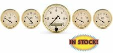 "Auto Meter Golden Oldies 5 PC Kit Box w/ 3-1/8"" Electric Speedometer - 1502"
