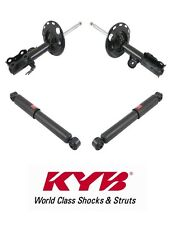 Toyota RAV4 11/05-12 V6 3.5L KYB Excel-G Front Struts and Rear Shock Absorbers