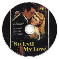 So Evil My Love (1948) Crime, Drama, Film-Noir Movie on DVD