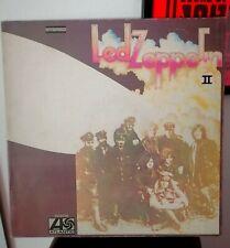 LP LED ZEPPELIN II ATLANTIC RI-FI ITALY Rock Hard Rock