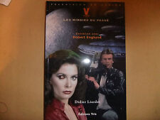V FRENCH BOOK TV SERIES  JANE BADER VISITORS ROBERT ENGLUND NEW MOVIE