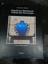 Napoleone Martinuzzi, vetraio del Novecento Hardcover