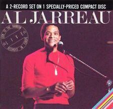 Look to the Rainbow: Live in Europe by Al Jarreau (CD, Sep-1988, Warner Bros.)