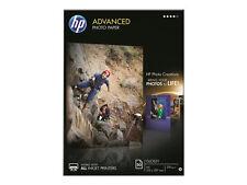 HP Advanced Fotopapier Glaenzend A4 50 Blatt 250g/m2 PS