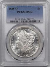 SKU #8602 1888-O Morgan Dollar MS-63 PCGS