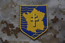 Z011 écusson patch insigne badge armée militaire 2e DB 2ème Division Blindée