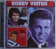 BOBBY VINTON - CD - Ev'ry Day Of My Life/Satin Pillows - LIKE NEW