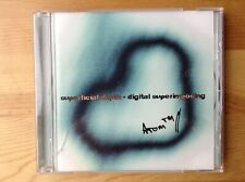 SUPERFICIAL DEPTH Digital Superimposing NAMLOOK Fax ATOM HEART Atom™ SIGNED!