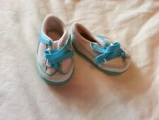 American Girl Doll READY FOR FUN SNEAKERS SHOES ONLY FLAWED