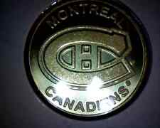 NHL Hockey team logo coin Montreal Canadiens Collectible Medal