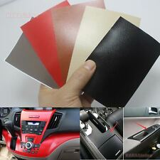 8cm x 12cm Testing Sample Car Matte Leather Skin Interior Vinyl Wrap Sticker CF