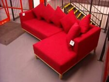 Up to 4 L shaped Solid Right Hand Corner/Sectional Sofas