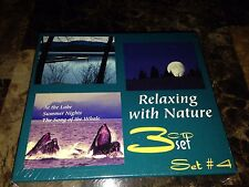 Relaxing with Nature [3 Cd Box Set] BRAND NEW